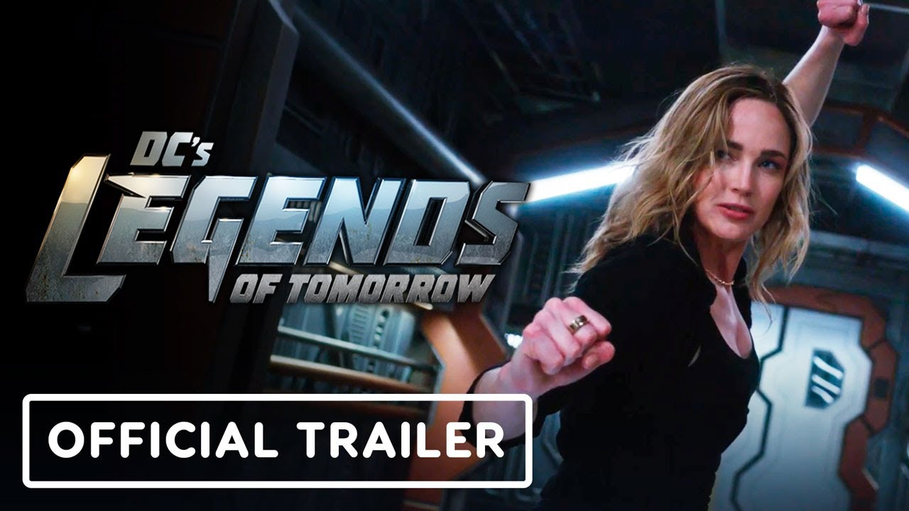 Download DC's Legends of Tomorrow - Official Comic-Con 2021 Season 6 Teaser Trailer