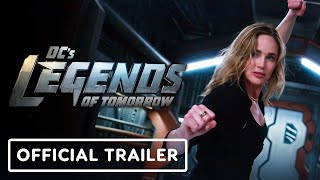 DC's Legends of Tomorrow - Official Comic-Con 2021 Season 6 Teaser Trailer