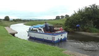 The Lancaster Canal - Glasson Branch Locks