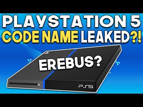 PlayStation 5 Code Name LEAKED?! PSN Rockstar Sale and MORE Game Deals!