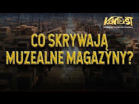 KONTEKST 15 - Co skrywają muzealne magazyny? - Tomasz Stolarczyk, Marcin Maciejewski