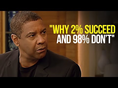 Denzel Washington's Life Advice Will Leave You SPEECHLESS (ft. Will Smith) | Eye Opening Speeches