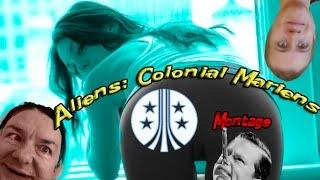 Aliens: Colonial Marines: МОНТАЖ(18+)