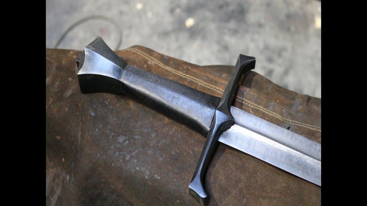 Pattern Welded Sword New Design Ideas