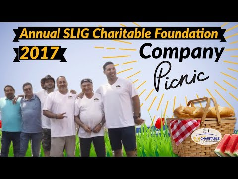 SLIG Charitable Foundation - Second Annual Company Picnic 2017
