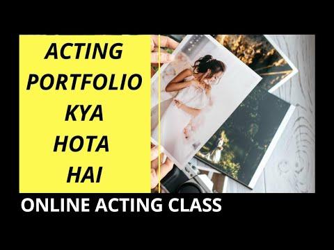 BOLLYWOOD &  ACTING - Portfolio