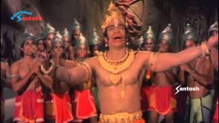 Jayathu Jayathu || Lord Sri Ram Devotional Songs || Sri Ramanjaneya Yuddam Full Songs || HD