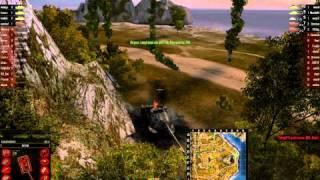 """World Of Tanks: Поражение RMT против """"Красной Звезды"""""""