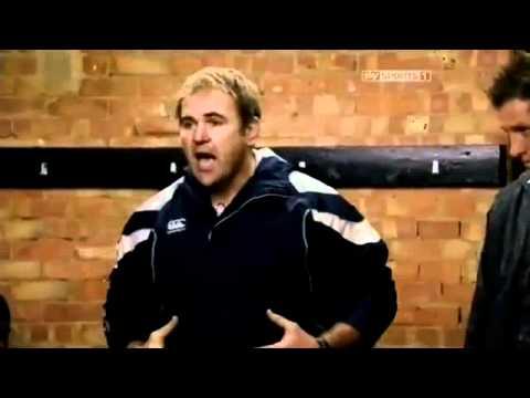 Scott Quinnell: Inspirational Team Talk, School of Hard Knocks 2012