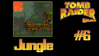 [Game Boy Color] Tomb Raider: Curse of the Sword - Jungle | level 6