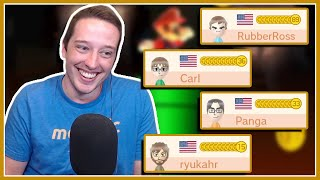 I Played Your Favorite Mario Maker Creators VERY FIRST LEVELS...
