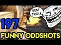 CS:GO - BEST ODDSHOTS #197 + GIVEAWAY