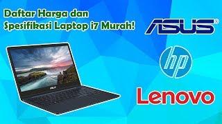 Daftar Harga dan Spesifikasi Lengkap Laptop i7 Murah Serba Bisa! Harga 7 Jutaan