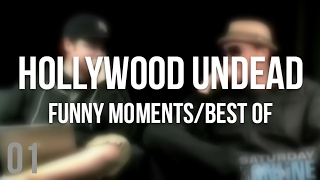 Hollywood Undead Funny Moments/Best Of [Part 1]