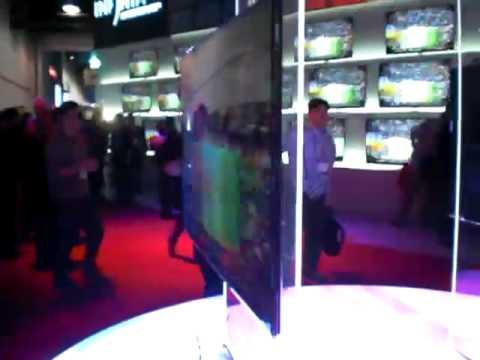 LG 2010 slimline TVs