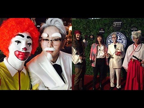 [Horor] K-POP Idols Annual Halloween Party