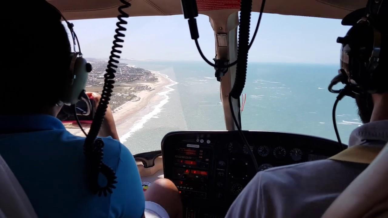 Fortaleza to Jericoacoara by Helicopter
