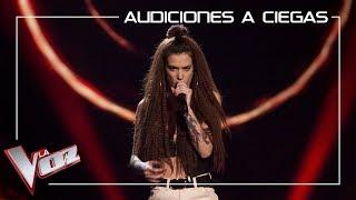 Sandra Groove canta 'Love on the brain' | Audiciones a ciegas | La Voz Antena 3 2019
