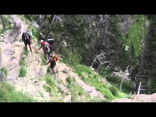 WHM instructeurs week beklimmen Monte Perdido