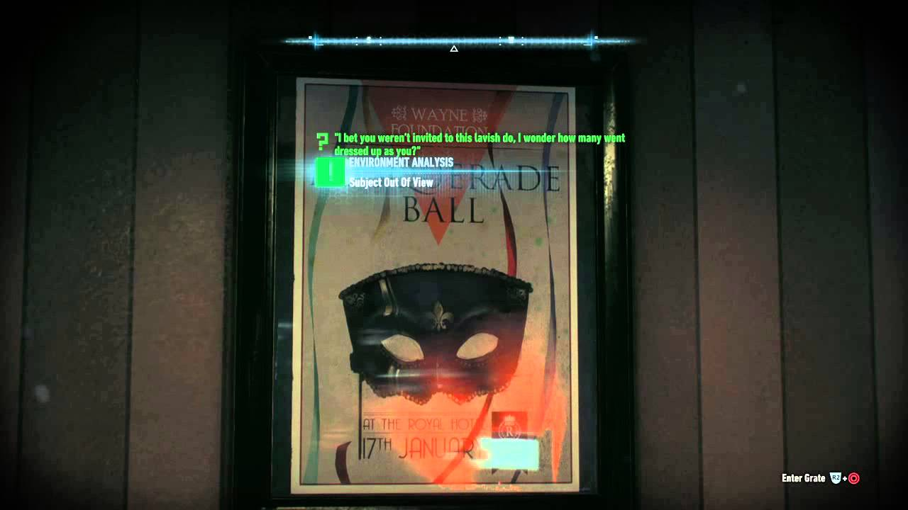 maxresdefault batman™ arkham knight riddle i bet you weren't invited to this,I Bet You Weren T Invited To This Lavish Do