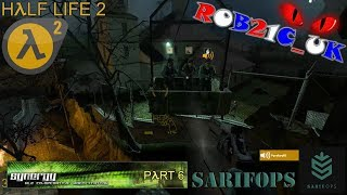 SARIFOPs: Half Life 2 - Synergy Multiplayer Mod (Part 6) - 15/05/2016