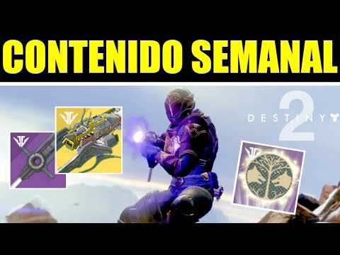 Esta Semana en Destiny 2: Moldes! Estandarte! Nuevo Loot! Ascendente! Ocasos! Eververso & más! thumbnail