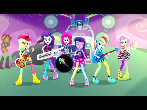[First Demo] Welcome To The Show | MLP: Equestria Girls: Rainbow Rocks