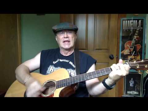 2065  - She Is My Everything -  John Prine vocal & acoustic guitar cover & chords