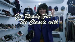 Kallitechnis Picks Her Outfit for the WRG Classic | WRG