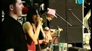 pj harvey the whores hustle and the hustlers whore sydney big day out 2001-3 of 7