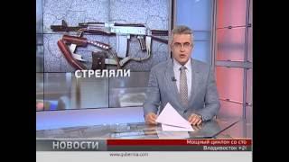Вооруженный хулиган. Новости. 29/08/2016. GuberniaTV