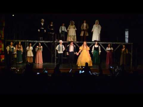 Wheatmore High School- Beauty and the Beast 8/8