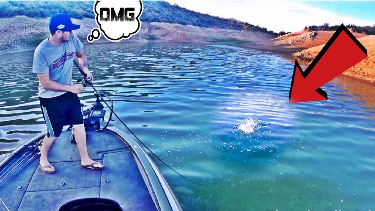 Arizona Bass Fishing | Bartlett Lake