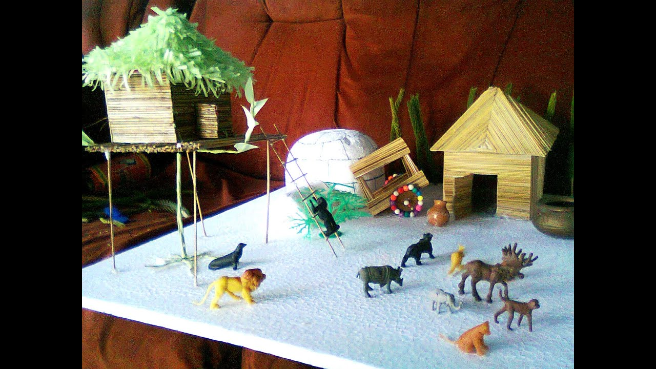 School Project Science Projects For Exhibition Model For Kids