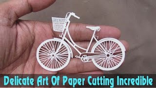 Delicate Art Of Paper Cutting Incredible