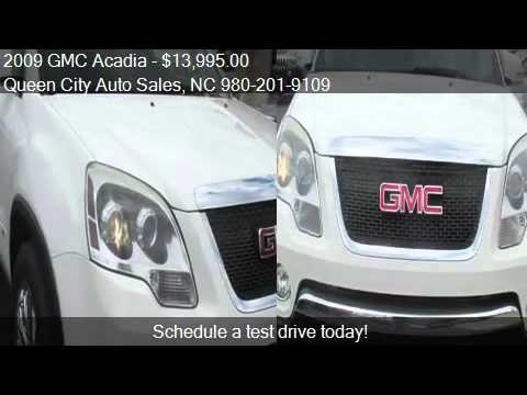 2009 Gmc Acadia For Sale In Charlotte Nc 28205 At The Queen Youtube