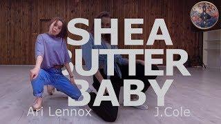 SHEA BUTTER BABY - ARI LENNOX, J.COLE I Mellin Choreography