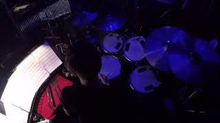 Don't Rain On My Parade - Peter Pan Pantomime 2019/2020 (Drum Cam)