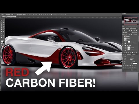SPEC'ING A MCLAREN 720S! Speed Art by Monaco Auto Design