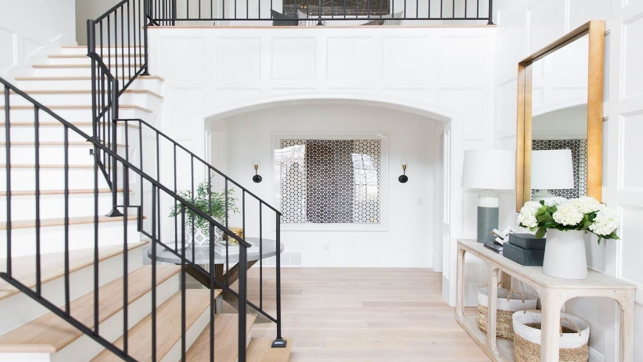 Riverbottoms Remodel: Entryway Reveal