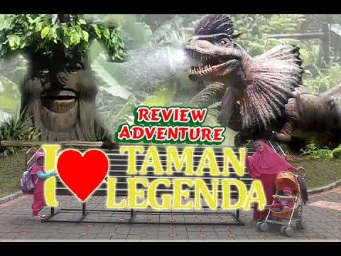 Reviews For My Adventure At Taman Legenda Keong Mas TMII