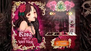 Deathsmiles (Steam): Rosa 1CC [no suicide bullets, no EX stage]