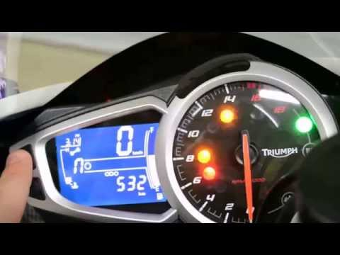 "Triumph Daytona R Review- New account ""BrendoRides"""