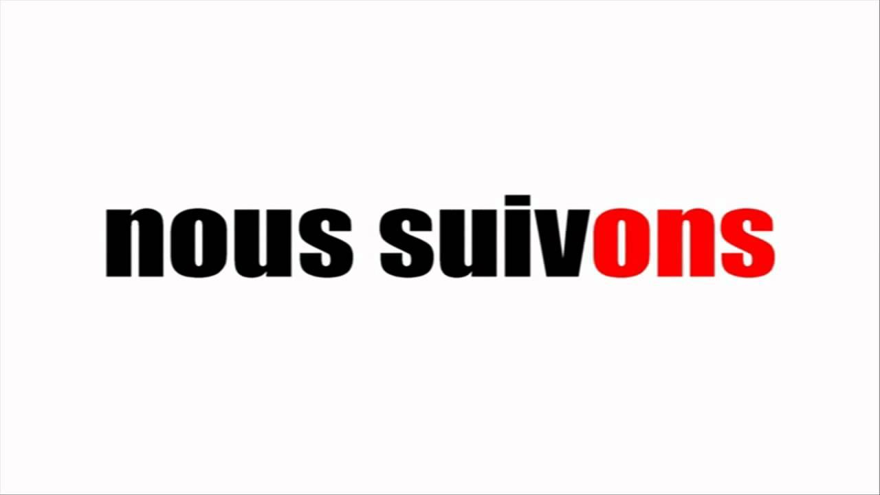 Hd Conjugaison Suivre Indicatif Present Youtube