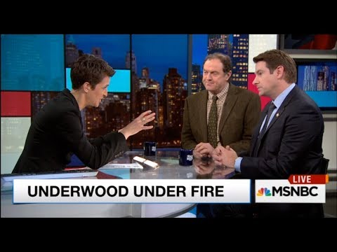 Rachel Maddow  House of Cards S05 E11