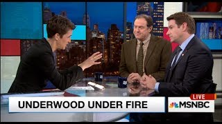 Rachel Maddow - House of Cards S05 E11