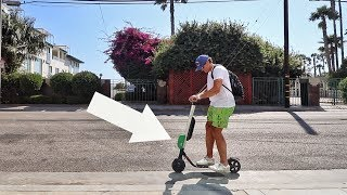 ARE THESE $1 Electric Scooters GOOD or DANGEROUS?