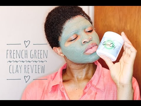hqdefault - Green French Clay Mask Acne