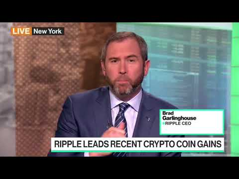 Ripple CEO Explains The Power Behind Ripple XRP - Brad Garlinghouse Interview