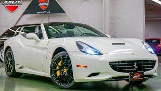 2011 Ferrari California #180907  @MVLleasing.com - Toronto Exotic